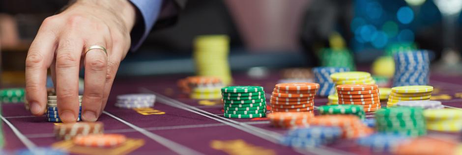 Roulette Tisch Einsaetze