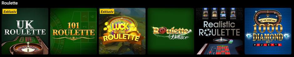 Bwin Roulette