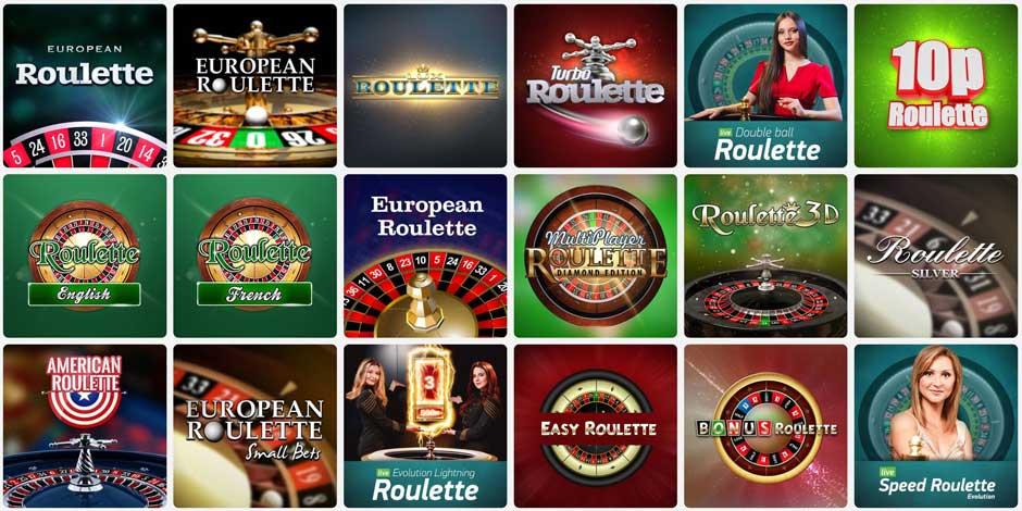 NetBet Roulette