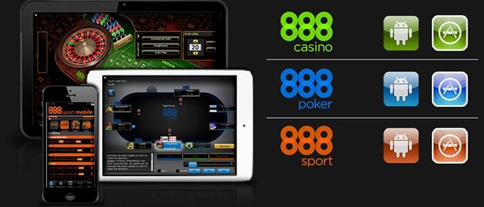 Mobil Roulette spielen bei 888
