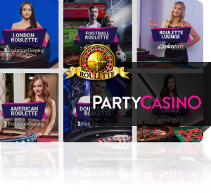 partycasino top casino