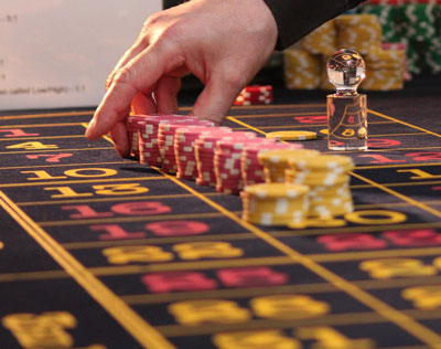 roulette progressive betting
