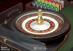 American Roulette Preview