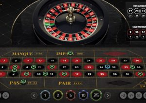 French Roulette Preview
