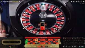 Live Roulette Preview Double Ball Roulette