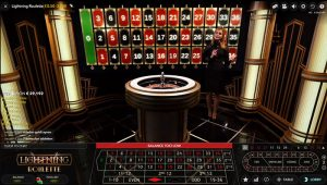 Live Roulette Preview Lightning Roulette