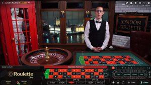 Live Roulette Preview London Roulette