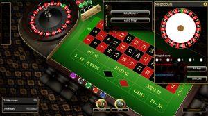 888 Casino European Roulette preview