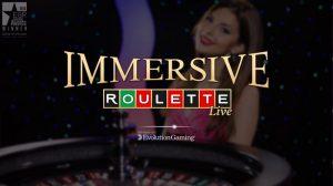 888 Casino Immersive Roulette preview
