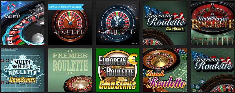 Microgaming roulette variants