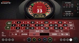 NetEnt American Roulette preview