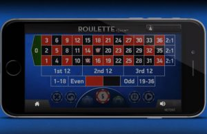 NetEnt Touch Roulette preview