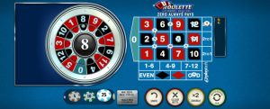 playtech mini roulette preview