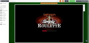 betsson simply roulette