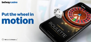betway mobile roulette