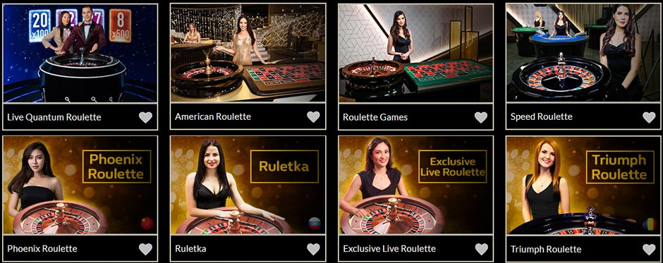 Eurogrand casino live roulette