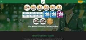 Mr Green awards