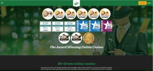 Mr Green awards