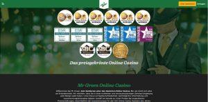 Mr Green Casino Auszeichnungen