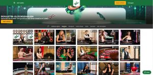 Mr Green Casino Live Roulette