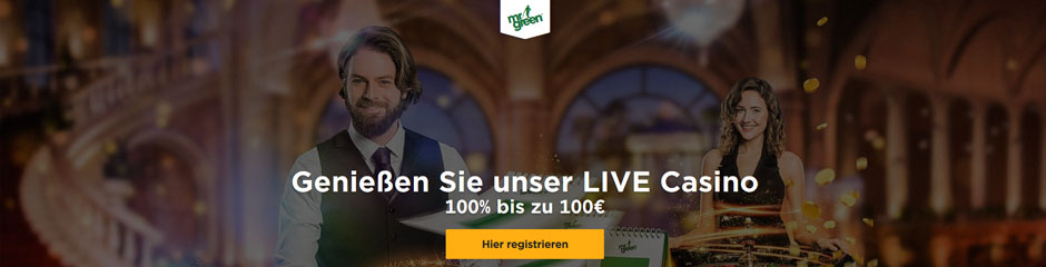 Mr Green Casino Live Roulette Bonus