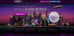 JackpotCity Preview casino