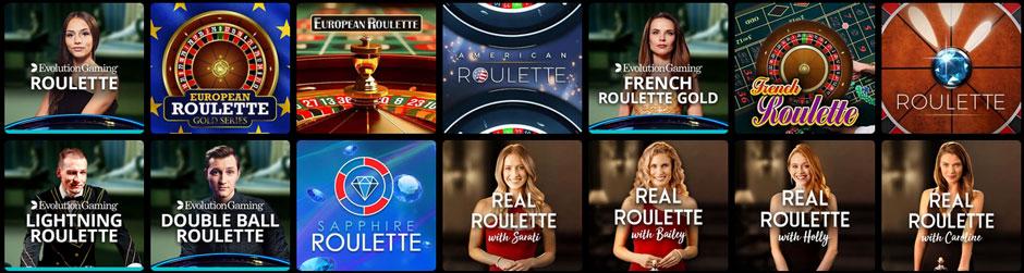 JackpotCity Casino roulette
