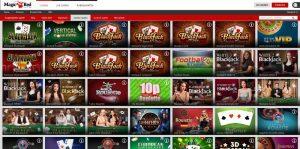 Magic Red Vorschau Casino Spiele