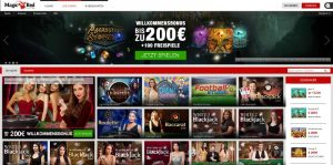 Magic Red Vorschau Livecasino