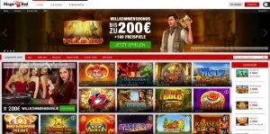 Magic Red Vorschau online Casino