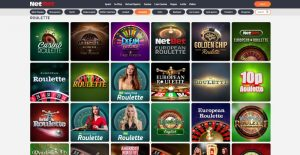 Netbet preview roulette