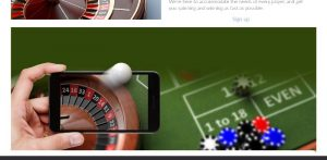 Ruby Fortune Canada preview mobile roulette